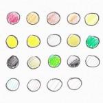 19種類のレンズカラー