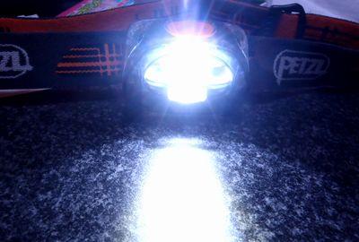 ライトは大事